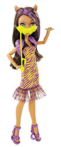 Monster High DNX19 Welcome to Monster High Clawdeen –