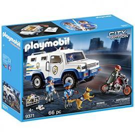 Playmobil Vehículo Blindado, única (9371)