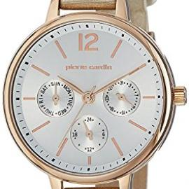 Pierre Cardin Mujer Reloj De Pulsera Ledru Multi Dial Cuarzo