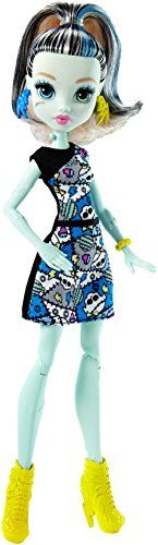 Monster High – Muñeca Fashion (Mattel DMD46)