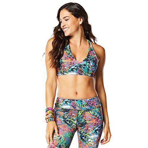 Zumba Fitness® Rio Sizzle–Sujetador para Mujer