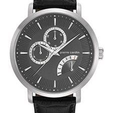Pierre Cardin–Reloj de pulsera RIBITECH Multi Dial Relojes Pierre Cardin