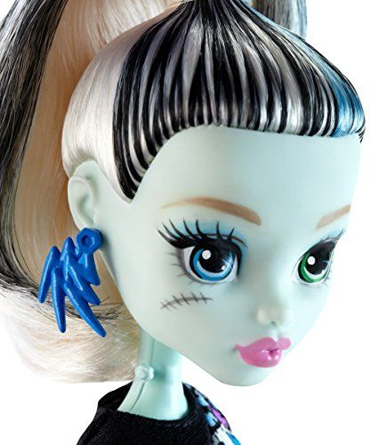 Monster High - Muñeca Fashion (Mattel DMD46)