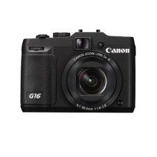 Cámara Canon Powershot G16