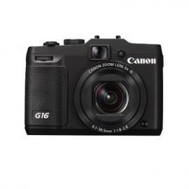 Canon Powershot G16 - Cámara compacta de 12.1 Mp