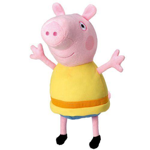 Peppa Pig – Peluche George (Bandai 84254) Peppa Pig - Juguetes