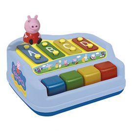 CLAUDIO REIG - Xilófono-piano con figura Peppa Pig en