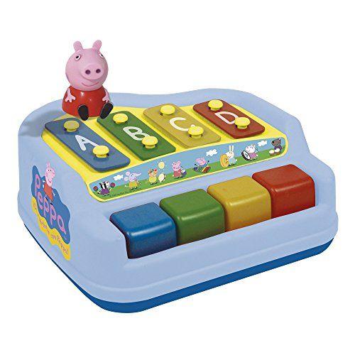 CLAUDIO REIG – Xilófono-piano con figura Peppa Pig en Peppa Pig - Juguetes