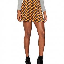 Compañia Fantastica Panama Skirt, Falda Casual para Mujer