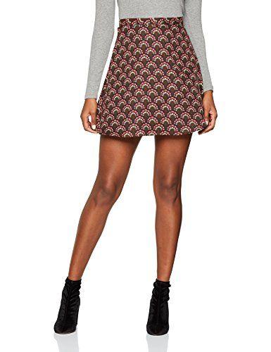 Compañia Fantastica Casino Skirt, Falda Casual para Mujer