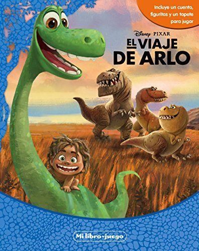 El viaje de Arlo. Mi libro-juego Juguetes El viaje de Arlo