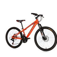 Moma Bikes, Bicicleta Infantil de Montaña GTT24 Bicicletas de Montaña