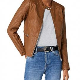 Chaqueta para Mujer Only Onlheart Faux Leather Jacket Otw Noos