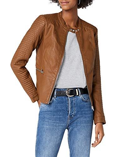 Chaqueta para Mujer Only Onlheart Faux Leather Jacket Otw Noos Prendas de Abrigo