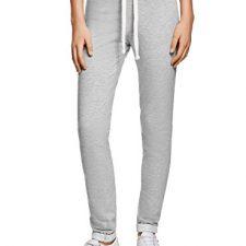 oodji Ultra Mujer Pantalones de Punto Deportivos con Lazos Moda mujer