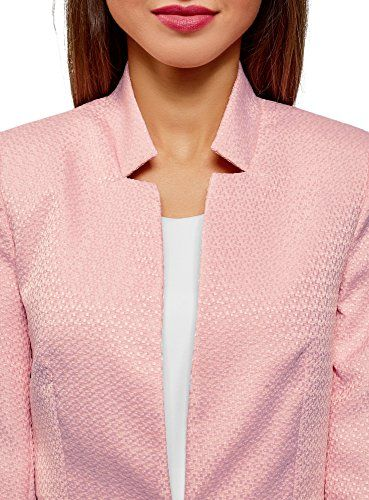 oodji Ultra Mujer Chaqueta Transformable con Parte Inferior
