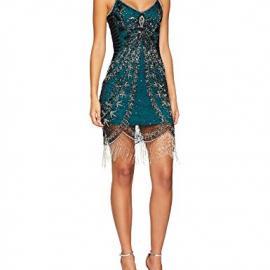 Vestido de Fiesta para Mujer Frock and Frill Embellished