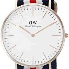 Daniel Wellington Reloj con Correa de Acero para Hombre