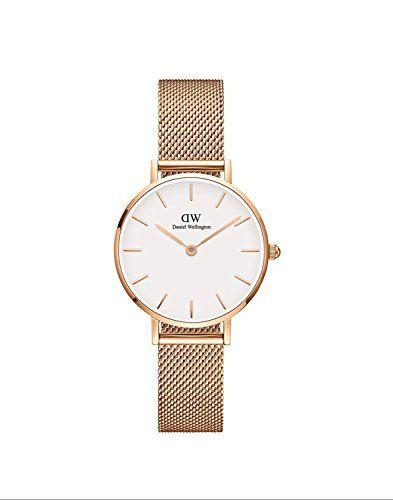 ef428f269293 Daniel Wellington Reloj Analógico para Mujer de Cuarzo con ...