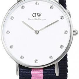 Daniel Wellington Reloj con Correa de Acero para Mujer
