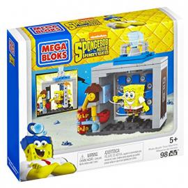 Mattel Mega Bloks Spongebob Photo Booth Set