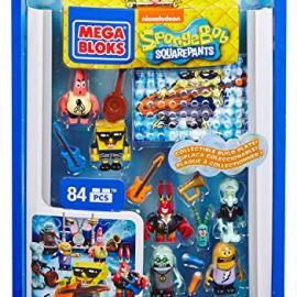 Bob Esponja Multipack de figuras rock (Mega Bloks 94619)