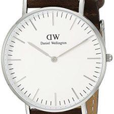 Daniel Wellington Reloj con correa de acero para hombre Relojes Daniel Wellington