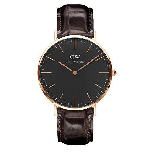 Daniel Wellington DW00100128 – Reloje acero inoxidable con Relojes Daniel Wellington
