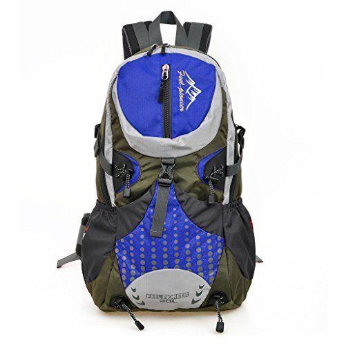 SKYSPER 30L Mochila Multifuncional de Senderismo Trekking Macutos y mochilas