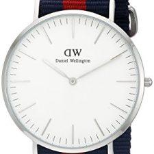Daniel Wellington 0201DW – Reloj con correa de acero para Relojes Daniel Wellington