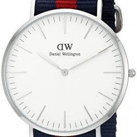 Daniel Wellington 0201DW - Reloj con correa de acero para