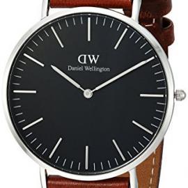 Daniel Wellington Reloj analogico para Unisex de Cuarzo con