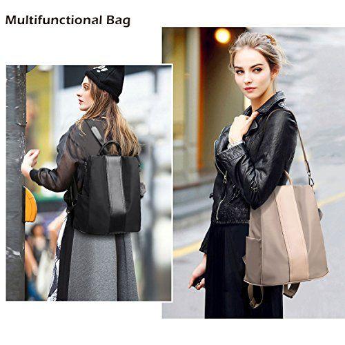 LOSMILE Mujer Bolsos mochila Bolsos de mano Bolsos bandolera