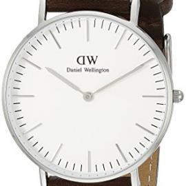 Daniel Wellington Reloj analogico para Mujer de Cuarzo con