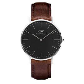 Daniel Wellington Reloj Analógico para Unisex de Cuarzo con