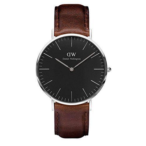 Daniel Wellington Reloj Analógico para Unisex de Cuarzo con Relojes Daniel Wellington