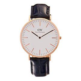 Daniel Wellington Reloj analogico para Hombre de Cuarzo con