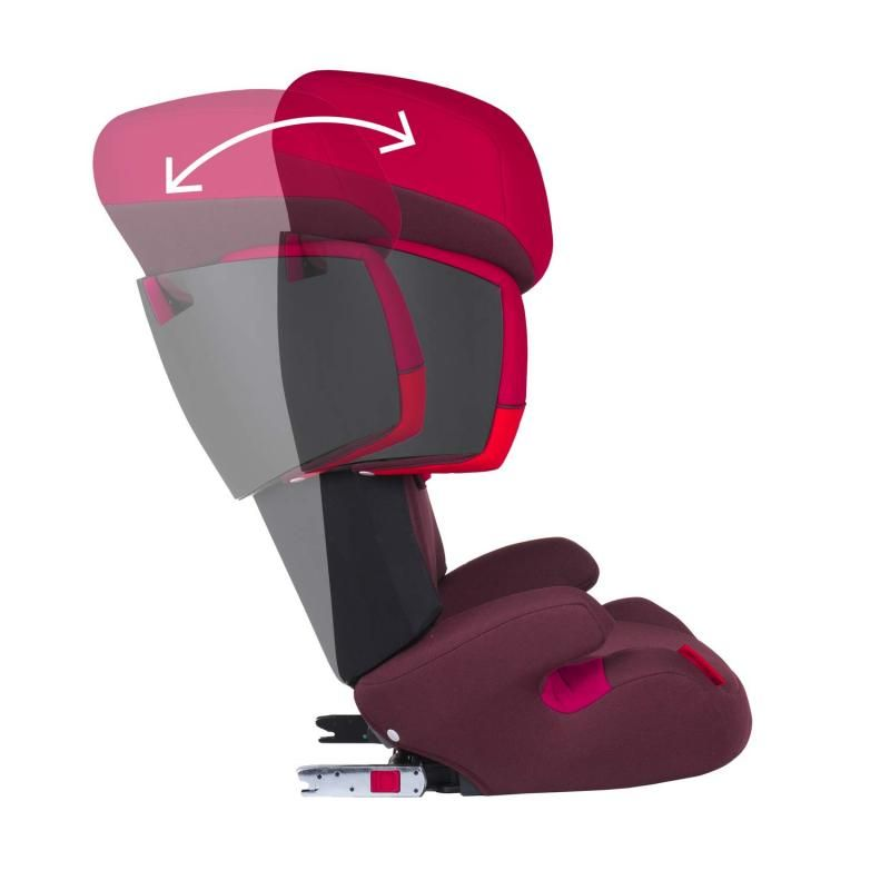 Cybex Solution X-Fix - Silla de coche, grupo 2/3
