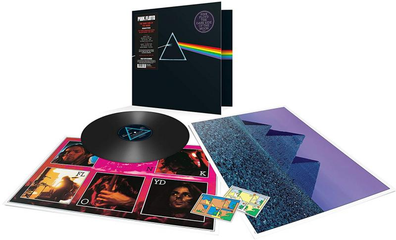 The Dark Side Of The Moon- Ed. Vinilo+Ta [Vinilo]