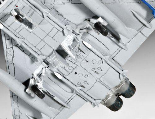 Revell 04282 – Euro caza Typhoon (monoplaza) [Importado de