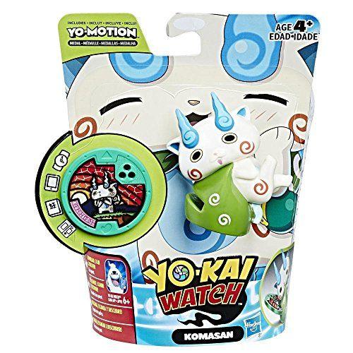 YOKAI WATCH YO MOTION KOMASAN ( HASBRO C1724 )