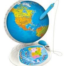 Clementoni – Globo Interactivo, Tipo Explora el Mundo (55117) Juguetes educativos