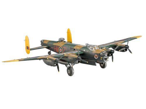 Revell- Avro Lancaster MK.I/III, Kit de Modelo, Escala 1:72