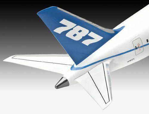 Revell- Boeing 787-8 Dreamliner, Kit De Modelo, Escala 1:144