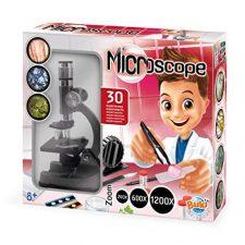 Buki France – MS907B – Microscopio 30 experimentos Juguetes educativos