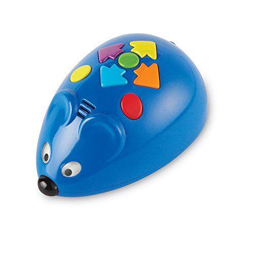 Learning Resources Juego de Actividades de ratón Robot Code & Go de recursos de Aprendizaje