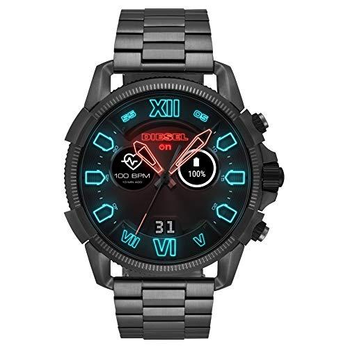 198a694dd59c Emporio Armani Smartwatch para Hombre con Correa en Caucho ART5008