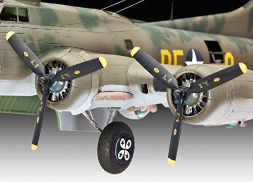 Revell Revell-B-17F Boeing B-17F Memphis Belle, Kit de