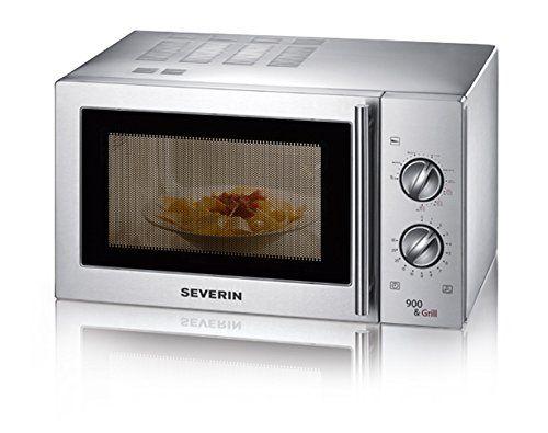 Severin MW 7849 Microondas 2 en 1 Pequeño electrodoméstico