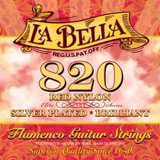 La Bella 7D76 – Juego de cuerdas para flamenco, color rojo Otros Productos